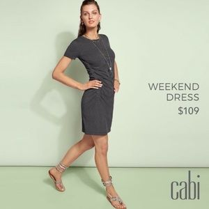 Cabi weekender dress limited edition size small